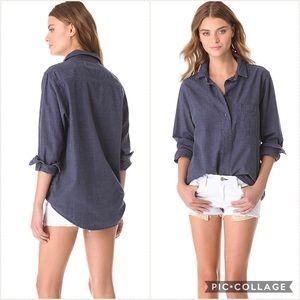 Rag & Bone/Jean Leeds Oversized Shirt